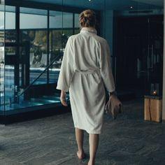 Spa Hotel, Wellness Spa, Duster Coat, Normcore, Style, Fashion, Unique Hotels, Swag, Moda