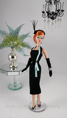 Hollywood Hostess in Bogue's Vogues 2 by think_pink1265, via Flickr