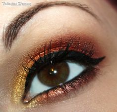 christmas make up http://www.makeupbee.com/look.php?look_id=74442