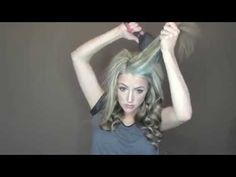 Simply Summer Ann: Hair Tutorial: Big Texas Hair