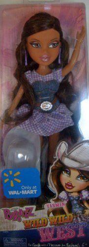 Bratz Wild Wild West Yasmin (Wal Mart Exclusive). #Bratz #Wild #West #Yasmin #(Wal #Mart #Exclusive)