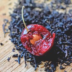 Our Chocolate Cherry Bomb tea is the #guiltfree cordial cherry this season.