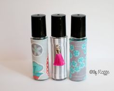 Labels for Roller Bottles Travel Rollers Essential Oil Accessories Roller Bottle Label roller ball by OilyRaggs