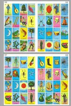 Lotería mexicana imprimible 100 cartas 4x4! + baraja - 54 en México 【 ANUNCIOS Julio 】 | Clasf aficiones-y-ocio Printable Stickers, Printable Cards, Printables, Cardboard Costume, Loteria Cards, Money Lei, Burlap Flowers, Bingo Cards, Infant Activities
