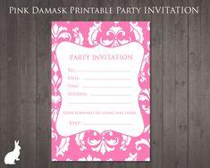 free party invitatio