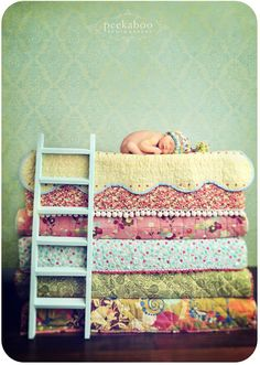 how cute! patterns and baby