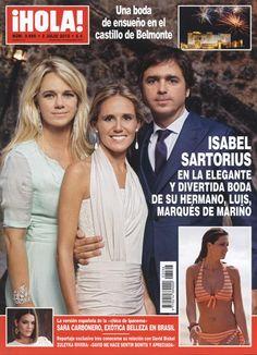 ¡HOLA! Nº 3596 03/07/13 #revistahola #revistas #magazines #portadas