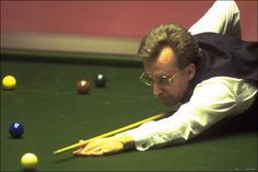 Terry Griffiths. Snooker Player.