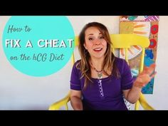 How to FIX a Cheat on the hCG Diet