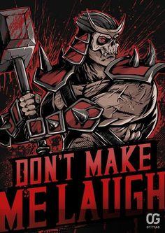 Mortal Kombat - Shao Kahn