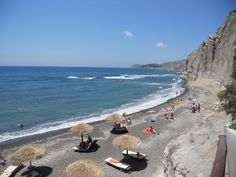 ΒΛΥΧΑΔΑ- ΣΑΝΤΟΡΙΝΗ- ΘΕΡΟΣ BEACH