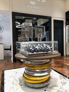 LINKS OF LONDON, CYPRUS NICOSIA MALL   iidsk   Interior Design & Construction Interior Design And Construction, Links Of London, Cyprus, Mall, Retail, Jewelry, Jewlery, Jewerly, Schmuck