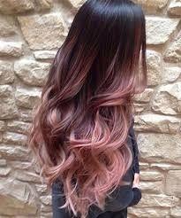 Résultats de recherche d'images pour « rose caramel hair »