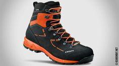 Crispi Narvik GTX - новые высокие, прочные и водостойкие походные ботинки