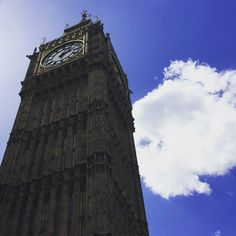 Big Ben, London England  Slightly Brilliant: ::Tweedy's Take the World - England::