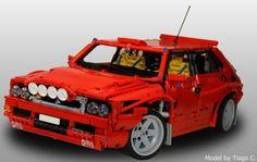 Lego - Lancia Delta