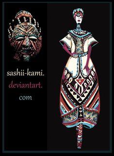 shaman's mistress by Sashiiko-Anti.deviantart.com on @deviantART