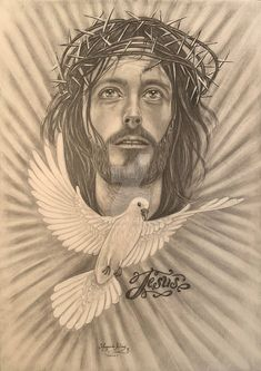 Son Of God, Silhouette, Art, Sketches, Portraits, Craft Art, Kunst, Gcse Art, Art Education Resources