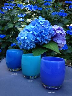 from the earth blues...glassybaby.com