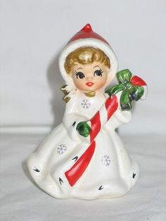 I love Napco Christmas figurines!