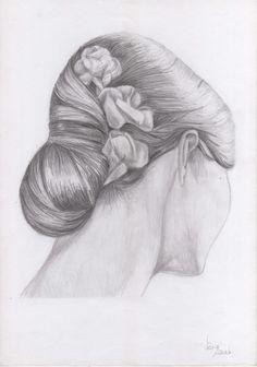 Hairstyle #1   by: Vânia Azevedo