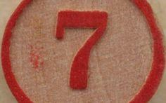 Il fascino del numero sette, un archetipo della sacralità #sette #archetipo #sacralità #fascino