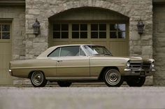 1966 Acadian Canso / Chevy II nova