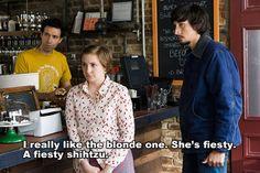 Girls HBO S3E1 Females Only recap