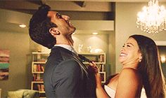 """27 Reasons Rafael And Jane Belong Together On """"Jane The Virgin"""" Jane The Virgin Rafael, Jane And Rafael, Rafael Solano, Good Girl Quotes, Justin Baldoni, Gina Rodriguez, Good For Her, The Way He Looks, Tv Couples"""