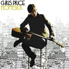 """Chris Price Announces June 26 Release of Debut Album """"Homesick,"""" Recorded Entirely With iPhone"""