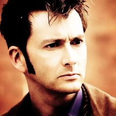 DW challenge day 16 favorite actor: David Tennant. He's such a brilliant actor.