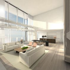 The Residences at Miami Beach Edition   by John Pawson and Ian Schrager