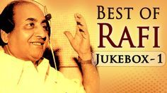 Best of Mohammad Rafi Songs {HD} - Jukebox 1 - Mohd. Hindi Song Hd, Love Songs Hindi, Hindi Movies, Kishore Kumar Songs, Lata Mangeshkar Songs, Epic App, Old Bollywood Songs, Indian Movie Songs, Best Music Artists