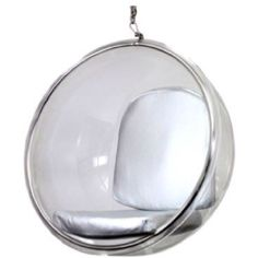 I've wanted a bubble chair for years.