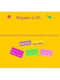 Librairie-Interactive - La mallette du brigade et du ZIL
