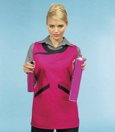 Beauty and Spa Workwear Workwear, Cold Shoulder Dress, Spa, High Neck Dress, Dresses For Work, Take That, Colours, Beauty, Design