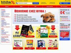 Bitiba e-commerce ottimo per gli acquisti per i Pets: miglior rapporto qualità/ prezzo