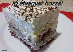 Párizsi csokikrém süteménybe Food, Essen, Meals, Yemek, Eten