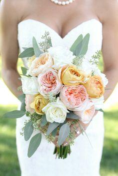 bridal bouquet #emersonevents