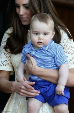 Prince set to top the charts: Prince George, that is... but music giant Sony risks accusations of 'cashing in' on charity birthday lullaby backed by Kate and the Queen | Mail Online