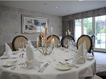 The Arden Hotel - banqueting suite
