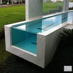 Inspiring Shipping Container Swiming Pool Design – Home Design Swiming Pool, Swimming Pools Backyard, Swimming Pool Designs, Pool Landscaping, Shipping Container Swimming Pool, Container Pool, Container Gardening, Piscina Hotel, Best Above Ground Pool