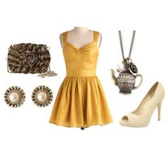 Another belle inspired outfit