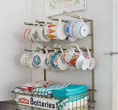Flea Market Storage Ideas