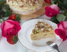 Диетический торт Наполеон | Рецепты правильного питания - Эстер Слезингер