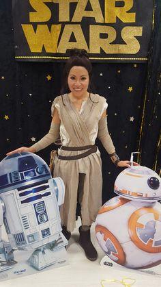 Rey - Photocall Star Wars