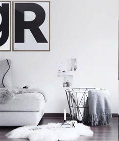 L'intérieur parfait d'une blogueuse (via Bloglovin.com )