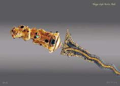 Beautiful Keris