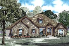 House Plan 62188 | Craftsman European Plan with 2998 Sq. Ft., 3 Bedrooms, 4 Bathrooms, 3 Car Garage at family home plans
