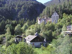 Schloss Fernsteinsee, Fernpass, Tirol, Österreich